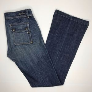 Citizens of Humanity Bootcut Flap Pocket Jeans 27